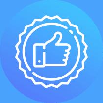 e screen quality icon