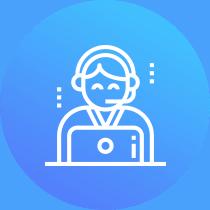 e screen support icon