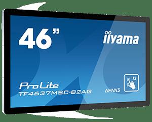 iiyama 46 inch prolite touch screen