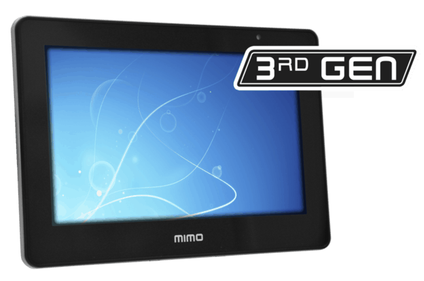 MIMO third generation tablet